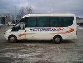 Ford 163BVT 16 seater lux